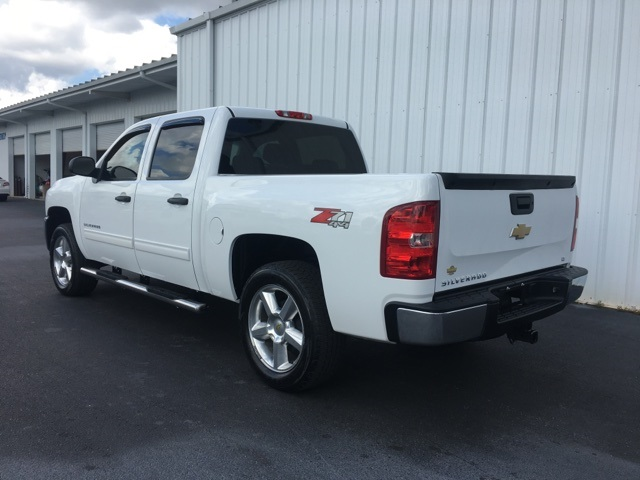 2012 Silverado 1500 Crew Cab 4x4 Pickup #P8032A - photo 5