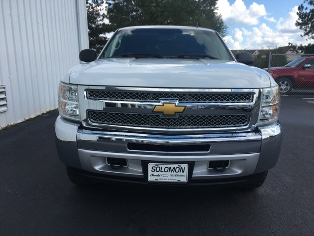 2012 Silverado 1500 Crew Cab 4x4 Pickup #P8032A - photo 6