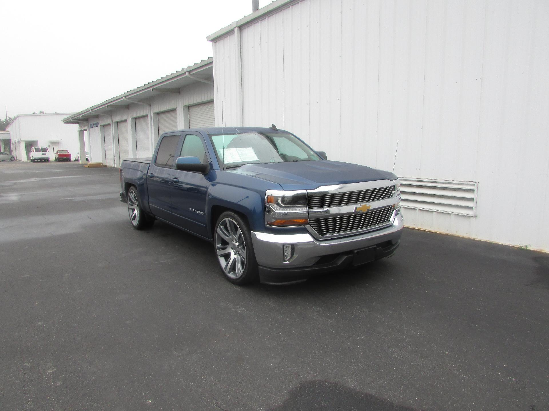 2016 Silverado 1500 Crew Cab 4x2,  Pickup #P9136 - photo 1