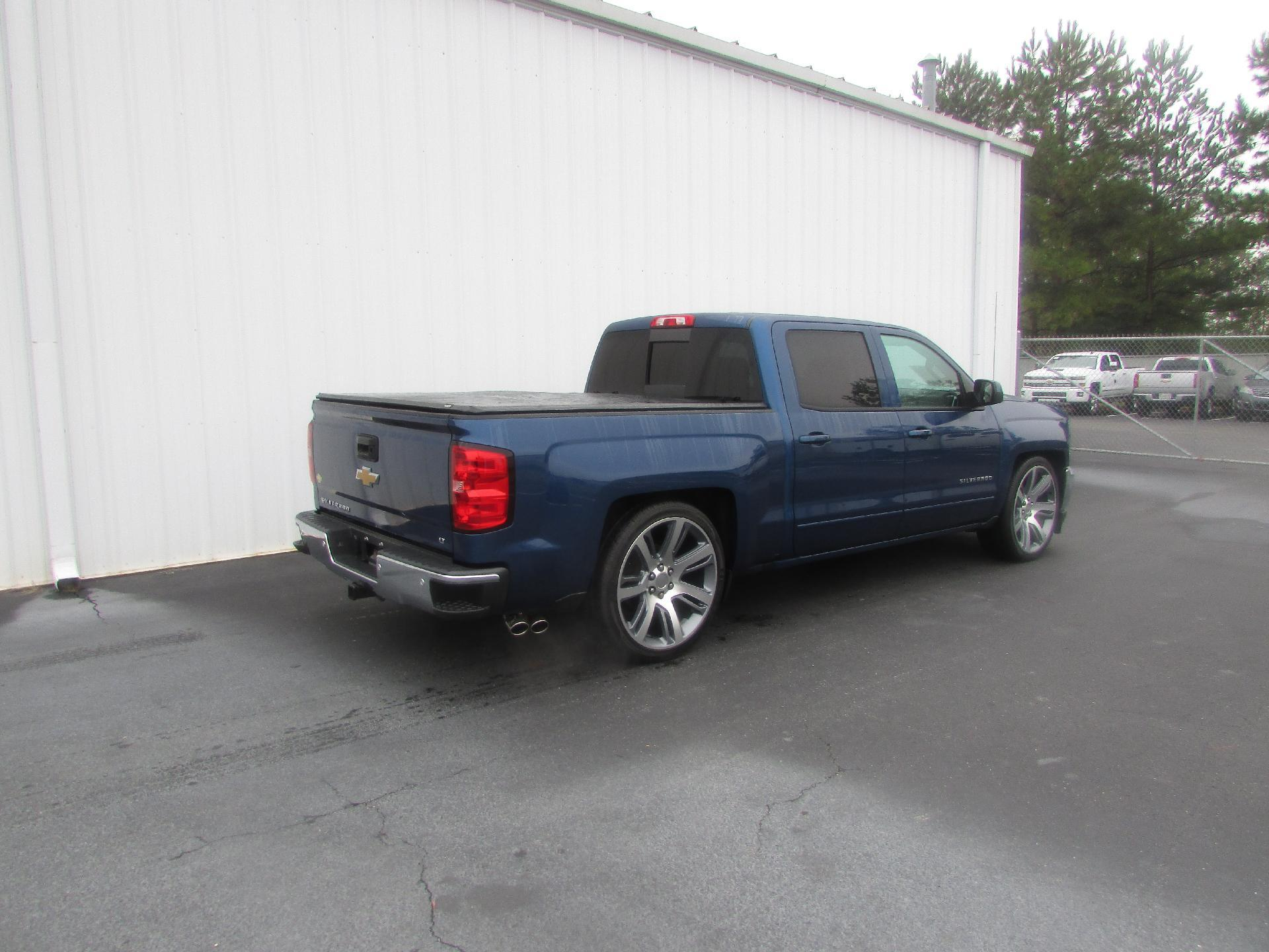 2016 Silverado 1500 Crew Cab 4x2,  Pickup #P9136 - photo 2
