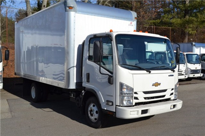 2017 LCF 3500 Regular Cab, Supreme Signature Van Dry Freight #1708650 - photo 1