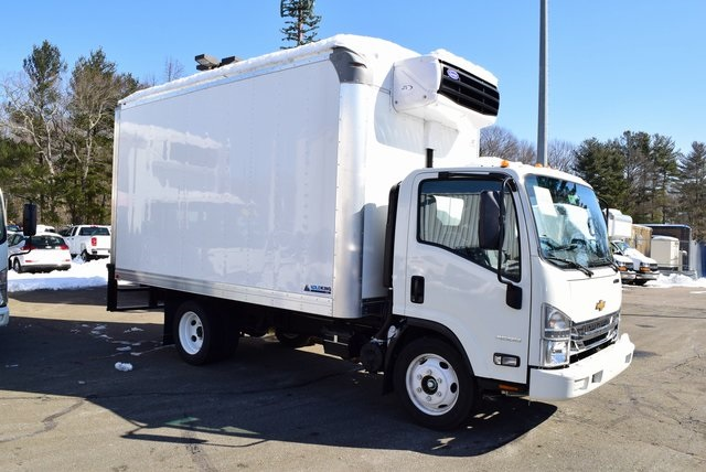 2018 LCF 4500 Regular Cab 4x2,  Supreme Refrigerated Body #1808650 - photo 1