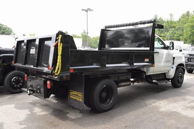 2020 Chevrolet Silverado 5500 Regular Cab DRW 4x2, Iroquois Dump Body #2002890 - photo 1