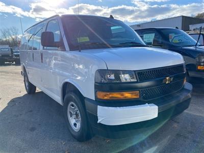 2021 Chevrolet Express 3500 4x2, Empty Cargo Van #2130300 - photo 1