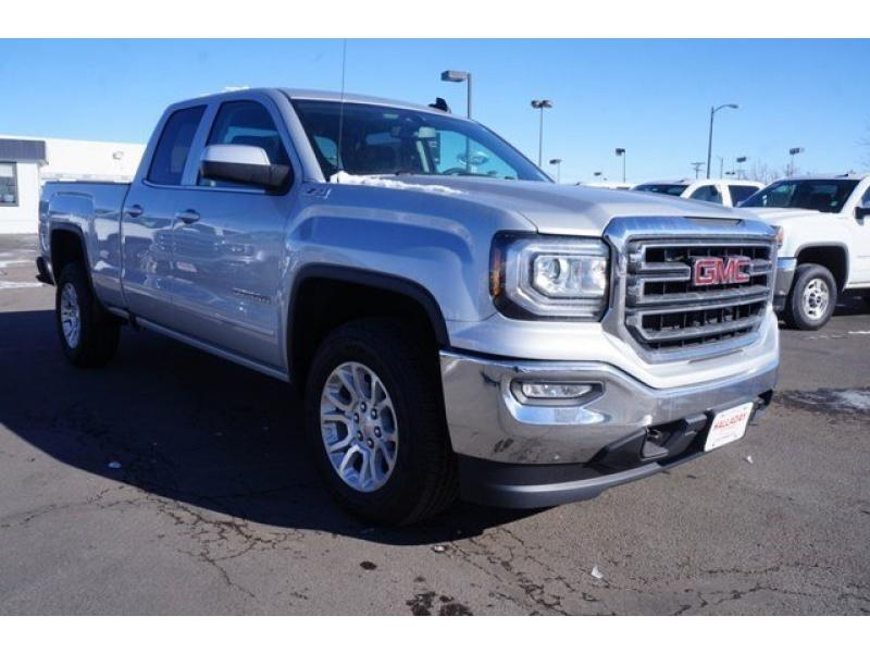 2017 Sierra 1500 Double Cab 4x4, Pickup #370480 - photo 4