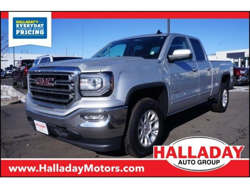 2017 Sierra 1500 Double Cab 4x4 Pickup #370480 - photo 1
