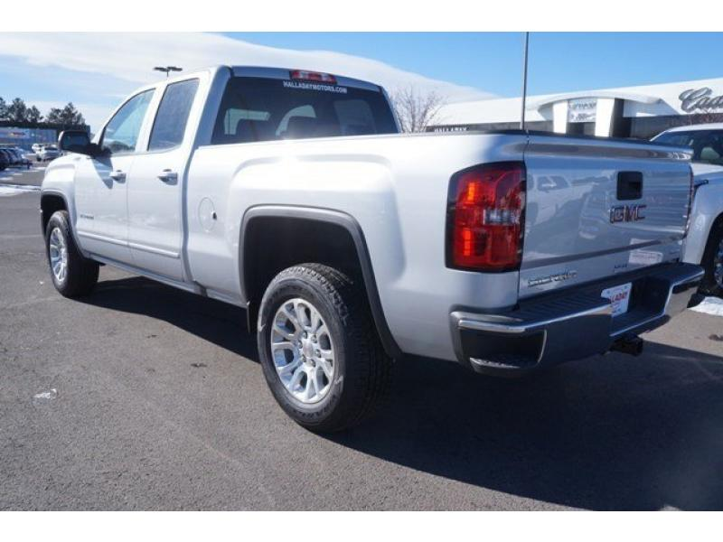 2017 Sierra 1500 Double Cab 4x4 Pickup #370480 - photo 2