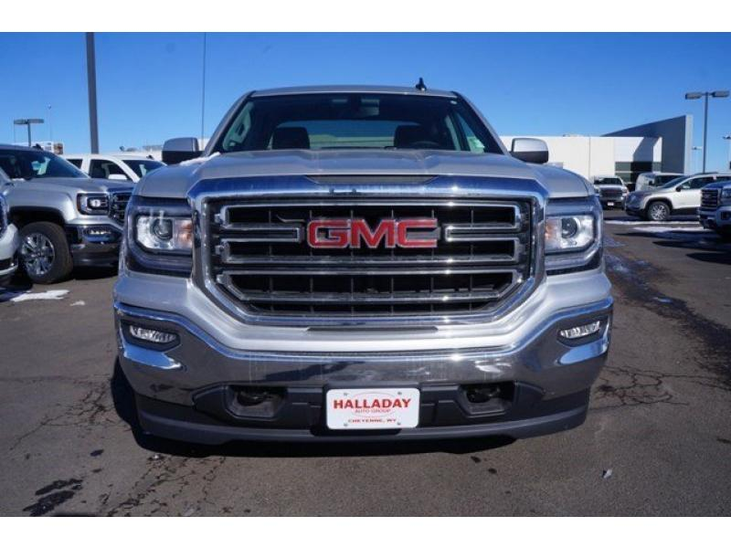 2017 Sierra 1500 Double Cab 4x4 Pickup #370480 - photo 5