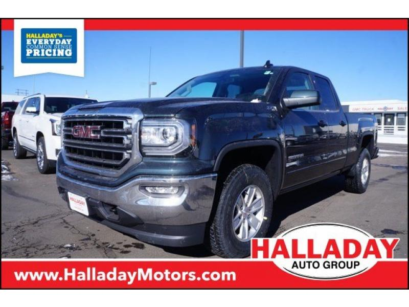 2017 Sierra 1500 Double Cab 4x4 Pickup #371090 - photo 1
