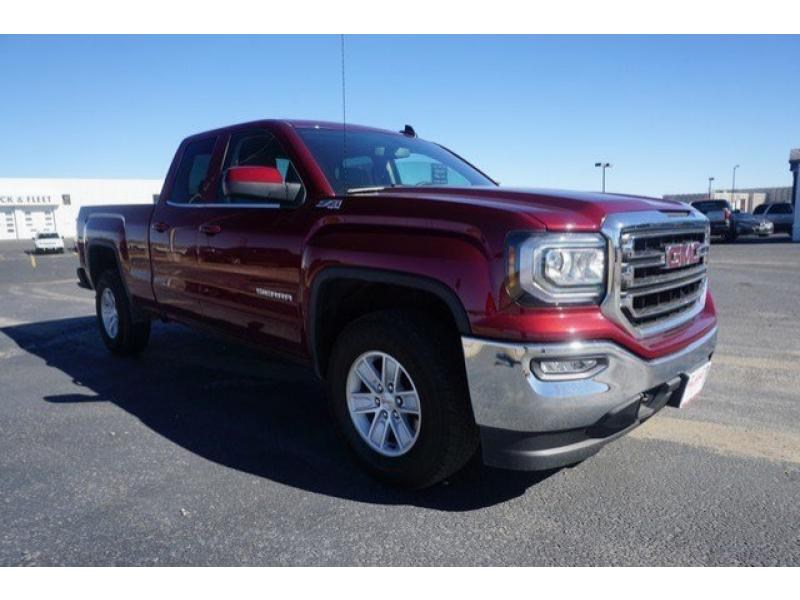 2017 Sierra 1500 Double Cab 4x4 Pickup #371460 - photo 4