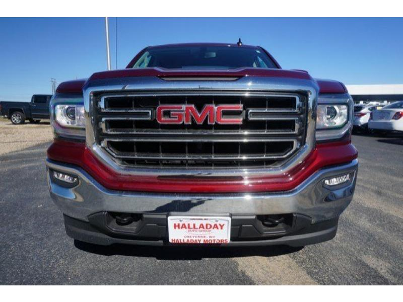 2017 Sierra 1500 Double Cab 4x4 Pickup #371460 - photo 5