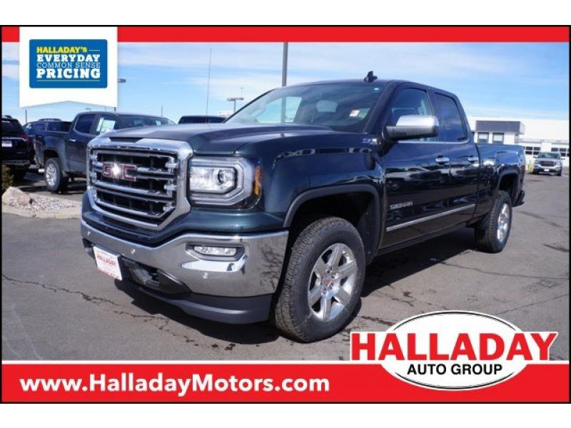 2017 Sierra 1500 Double Cab 4x4 Pickup #371590 - photo 1