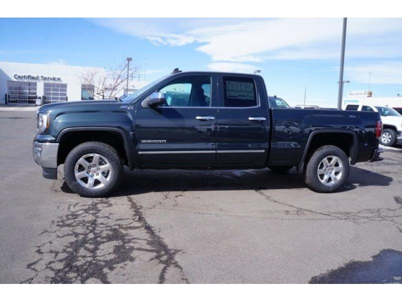 2017 Sierra 1500 Double Cab 4x4 Pickup #371590 - photo 3