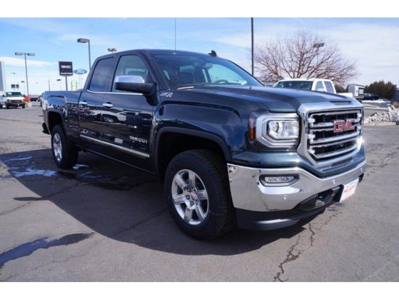 2017 Sierra 1500 Double Cab 4x4 Pickup #371590 - photo 4
