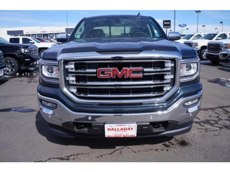 2017 Sierra 1500 Double Cab 4x4 Pickup #371590 - photo 5