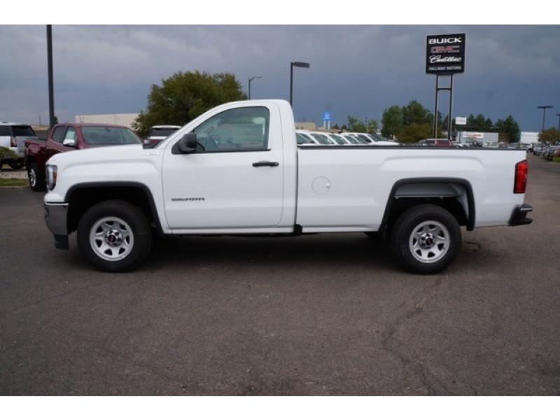 2017 Sierra 1500 Regular Cab Pickup #372920 - photo 3