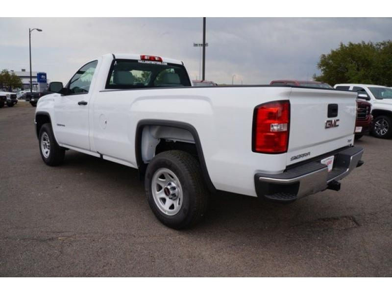 2017 Sierra 1500 Regular Cab Pickup #372920 - photo 2