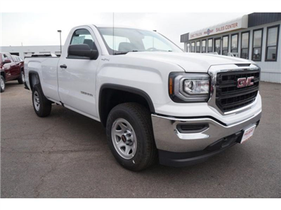 2017 Sierra 1500 Regular Cab Pickup #372920 - photo 4