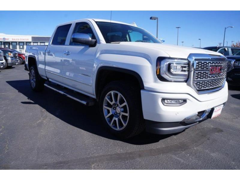 2017 Sierra 1500 Crew Cab 4x4 Pickup #373830 - photo 4