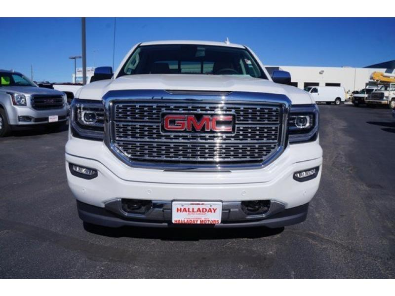 2017 Sierra 1500 Crew Cab 4x4 Pickup #373830 - photo 5