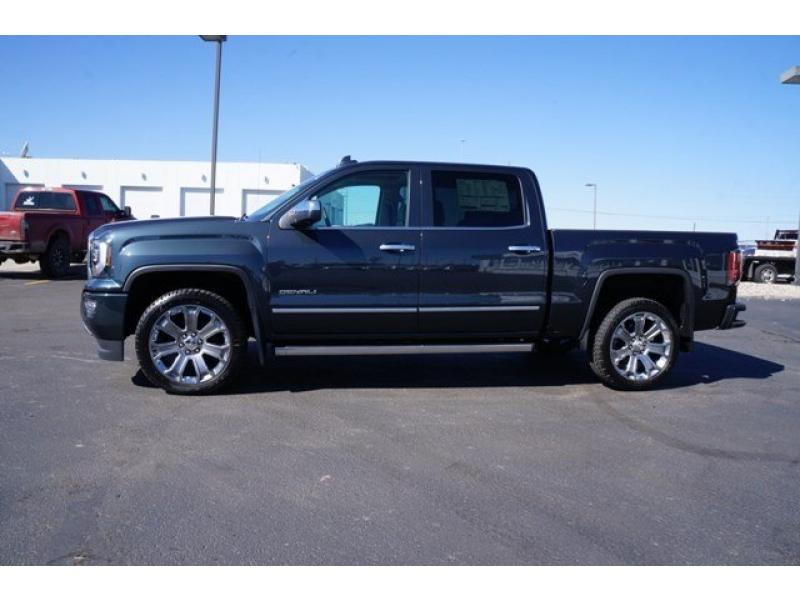 2018 Sierra 1500 Crew Cab 4x4 Pickup #380210 - photo 3