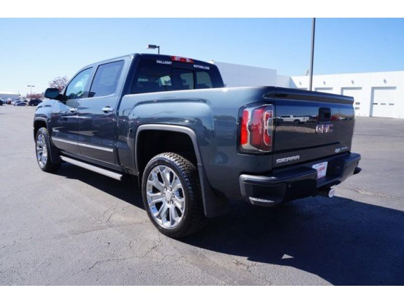 2018 Sierra 1500 Crew Cab 4x4 Pickup #380210 - photo 2