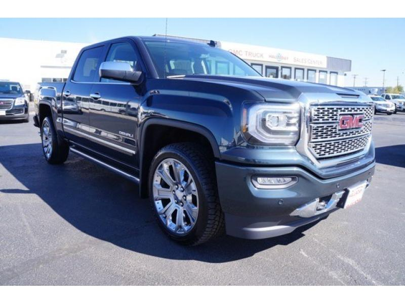 2018 Sierra 1500 Crew Cab 4x4 Pickup #380210 - photo 4