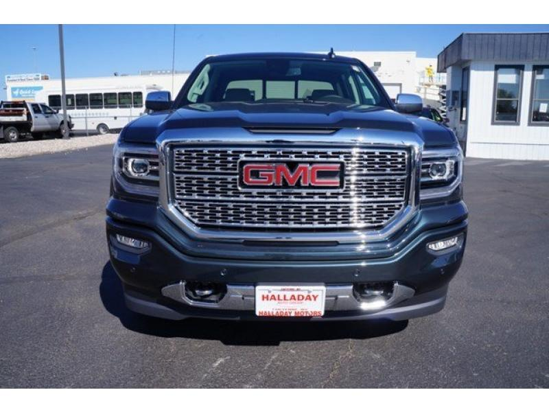 2018 Sierra 1500 Crew Cab 4x4 Pickup #380210 - photo 5