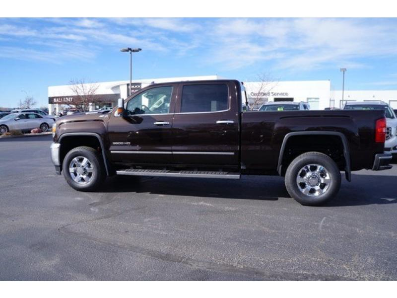 2018 Sierra 3500 Crew Cab 4x4 Pickup #380350 - photo 3