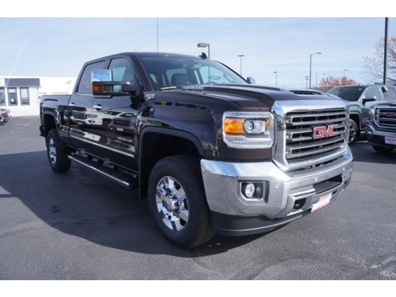2018 Sierra 3500 Crew Cab 4x4 Pickup #380350 - photo 4