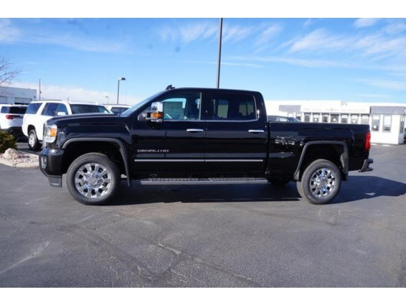 2018 Sierra 2500 Crew Cab 4x4 Pickup #380650 - photo 3