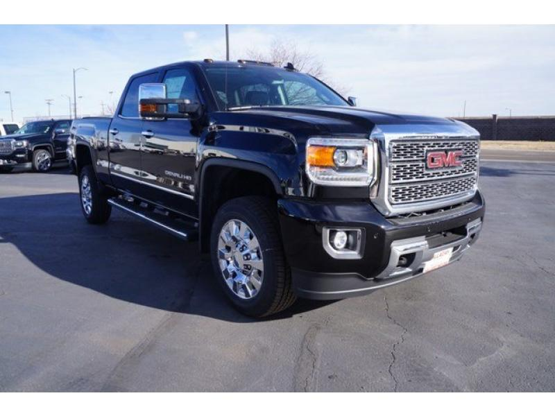 2018 Sierra 2500 Crew Cab 4x4 Pickup #380650 - photo 4