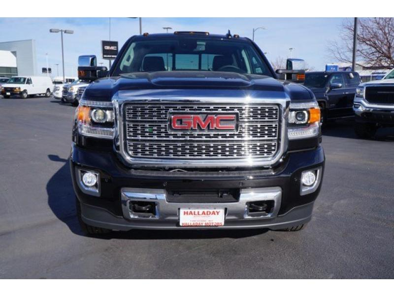 2018 Sierra 2500 Crew Cab 4x4 Pickup #380650 - photo 5