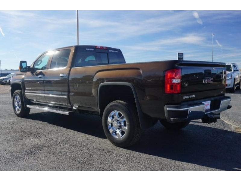 2018 Sierra 3500 Crew Cab 4x4 Pickup #381000 - photo 2