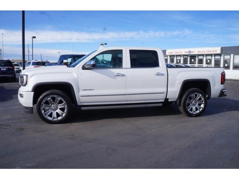 2018 Sierra 1500 Crew Cab 4x4 Pickup #381080 - photo 3