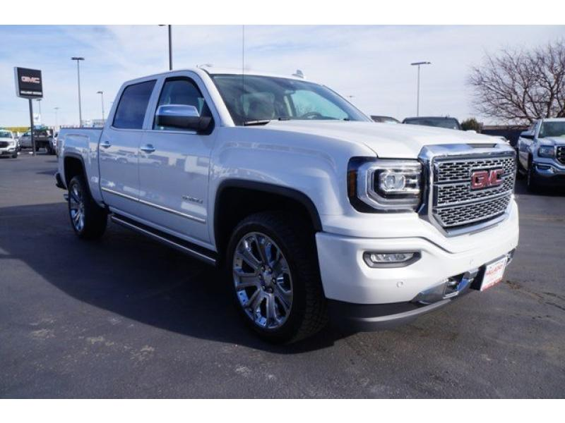 2018 Sierra 1500 Crew Cab 4x4 Pickup #381080 - photo 4