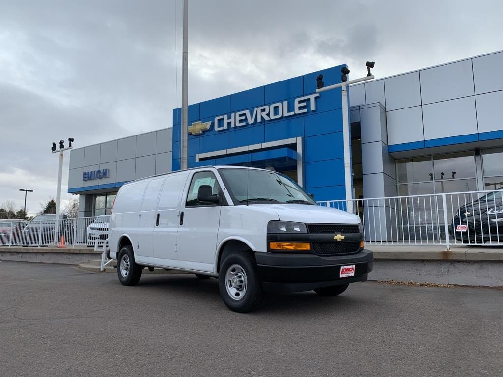 2021 Chevrolet Express 2500 4x2, Adrian Steel Upfitted Cargo Van #M1161318 - photo 1