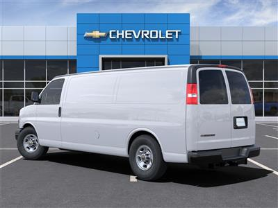 2021 Chevrolet Express 3500 4x2, Adrian Steel Commercial Shelving Upfitted Cargo Van #M1162334 - photo 4