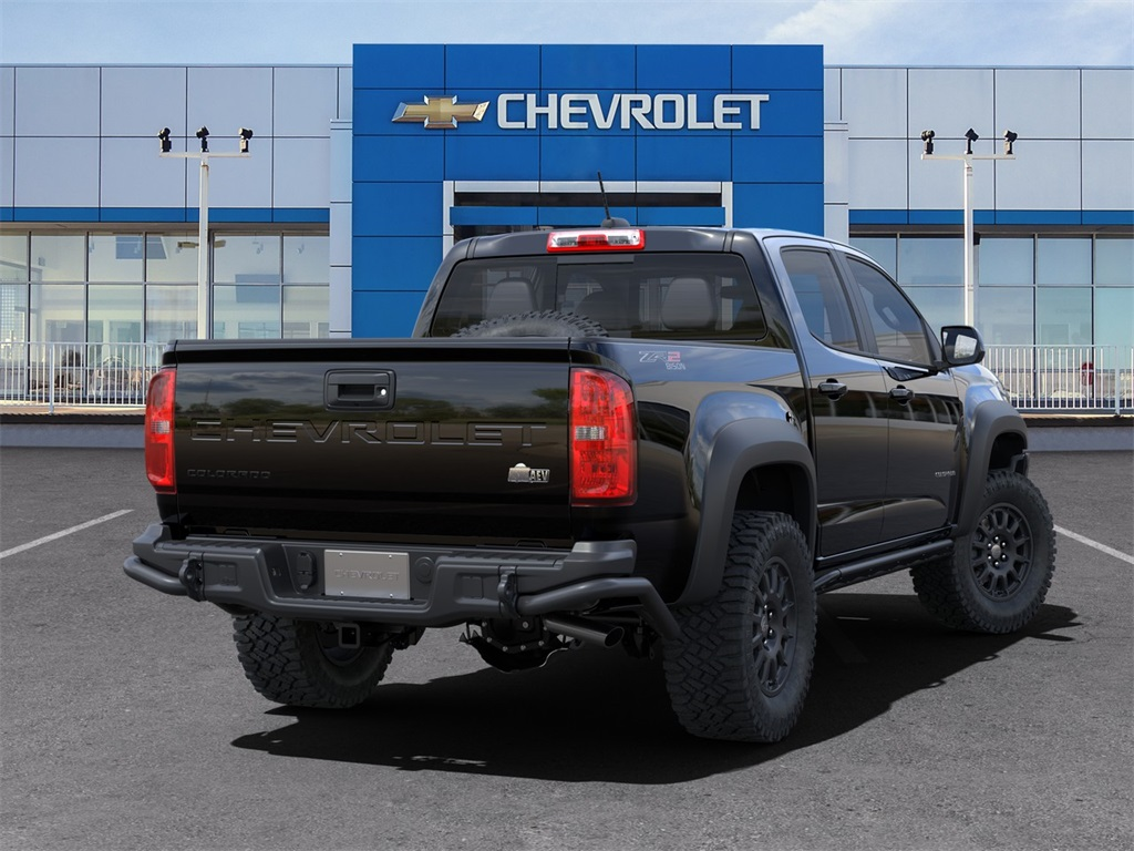 2021 Chevrolet Colorado Crew Cab 4x4, Pickup #M1179797 - photo 1
