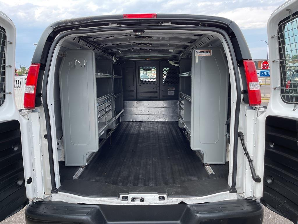 2016 Chevrolet Express 3500, Empty Cargo Van #P179486 - photo 1