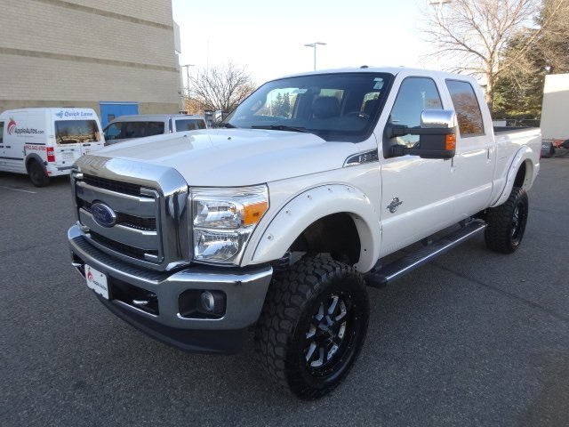 2016 F-250 Crew Cab 4x4 Pickup #23092X - photo 8
