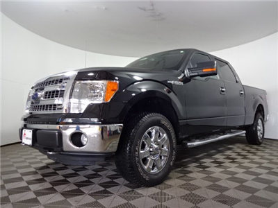 2014 F-150 SuperCrew Cab 4x4, Pickup #23462X - photo 5