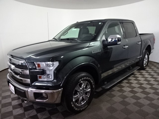 2015 F-150 SuperCrew Cab 4x4,  Pickup #23914X - photo 8