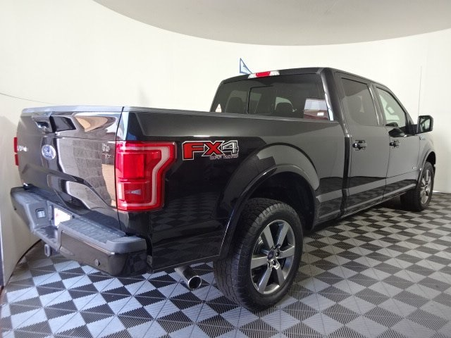 2015 F-150 SuperCrew Cab 4x4,  Pickup #24148X - photo 2