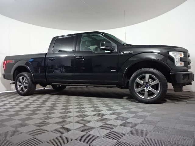 2015 F-150 SuperCrew Cab 4x4,  Pickup #24148X - photo 9