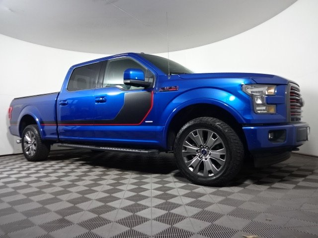 2017 F-150 SuperCrew Cab 4x4,  Pickup #24224Z - photo 3