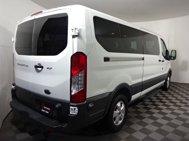 2017 Transit 350 Low Roof 4x2,  Passenger Wagon #24295X - photo 2