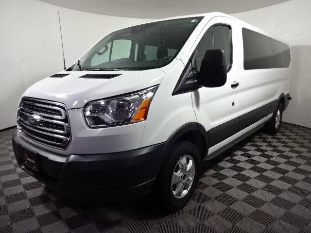 2017 Transit 350 Low Roof 4x2,  Passenger Wagon #24295X - photo 7