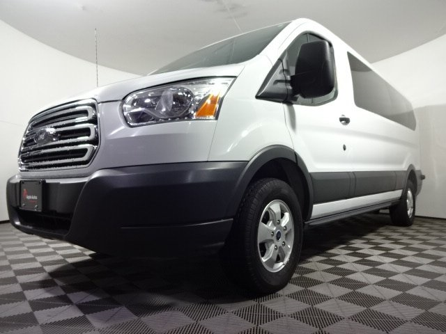 2017 Transit 350 Low Roof 4x2,  Passenger Wagon #24295X - photo 8
