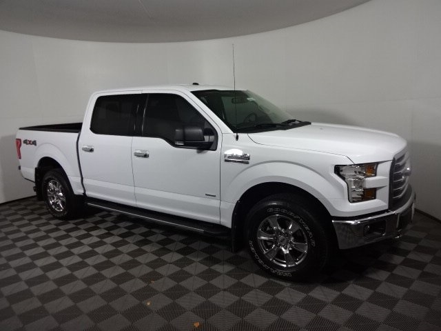 2016 F-150 SuperCrew Cab 4x4,  Pickup #24426X - photo 5